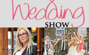 Seen on Stage at Metro Arena UK Wedding Show 2016 talking
