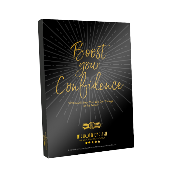 Boost Your Confidence book